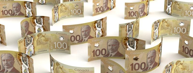 Economizar no Canadá - Dolares Canadenses